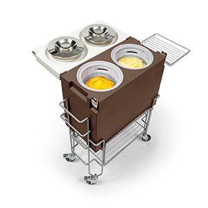gelato coolbox