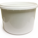 round gelato tub wholesale foodservice container