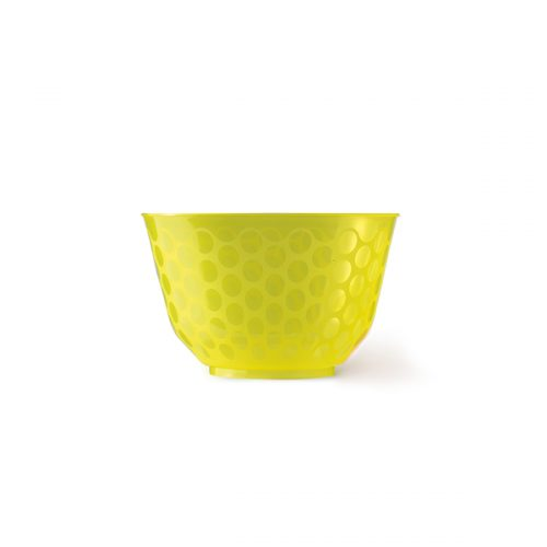 3.5 oz gelato scoop cup yellow