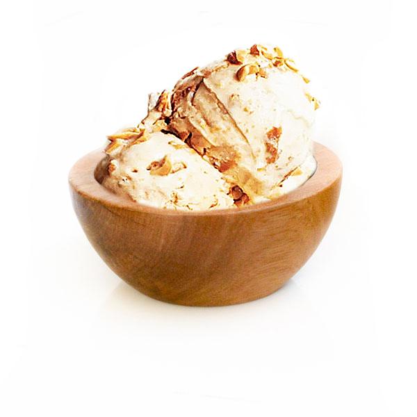 peanut butter gelato