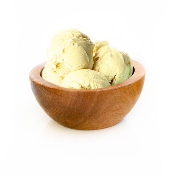 vanilla madagascar gelato