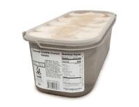 caramel cookie crunch gelato wholesale foodservice pan