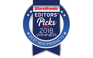 Store Brands Editors Pick 2018