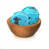blue monster cookie gelato