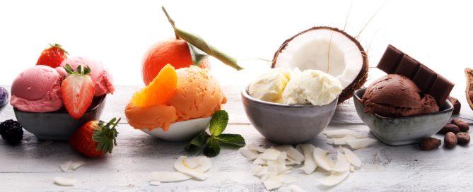 gelato and sorbet at plma