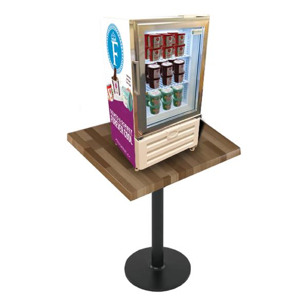 countertop single-serve gelato freezer