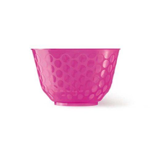 gelato scoop cup medium fuchsia pink