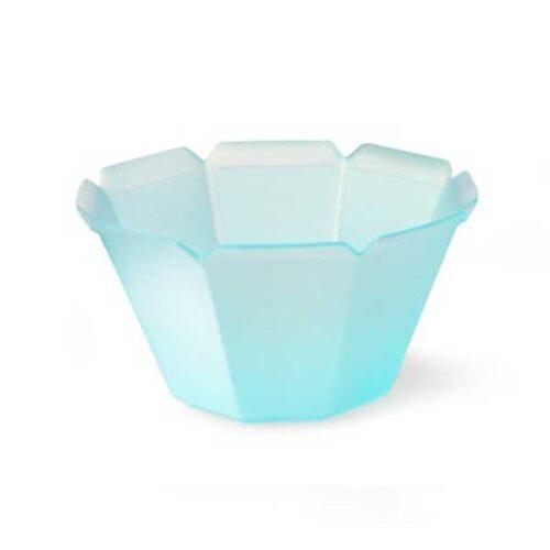 smeraldo gelato cup sea green